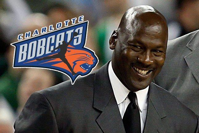 Michael Jordan Bobcats 4 1