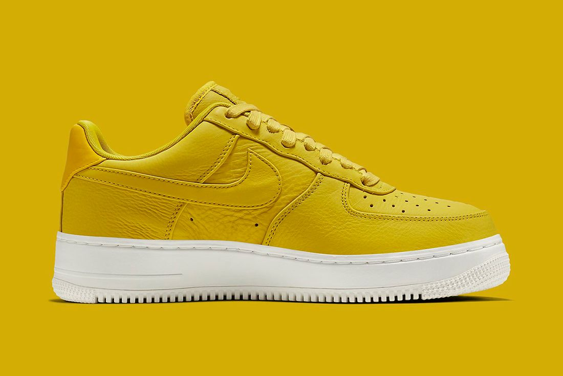 Nike Lab Reveals New Air Force 1 Colourways For 20177