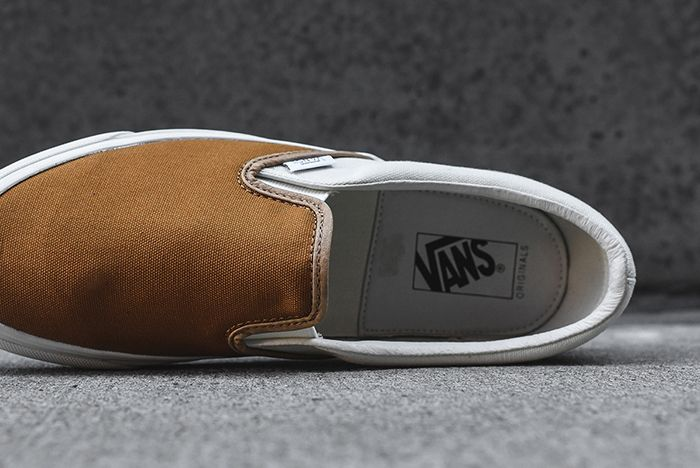Vans Vault Golden Brown 6