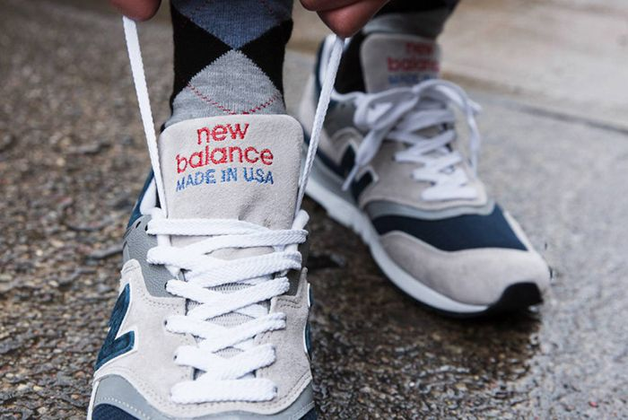 New Balance 997 Made In Usa 1