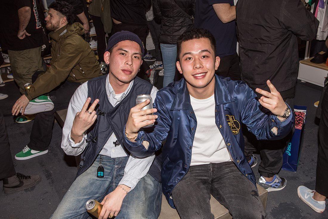 Sneaker Freaker Asics Gel Lyte Iii Tiger Snake Launch Party Recap 8