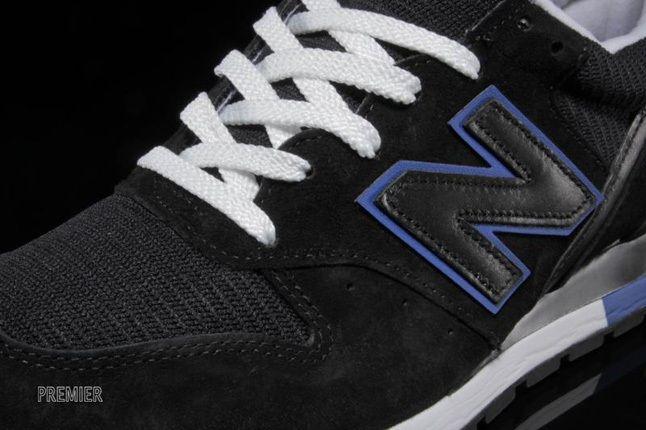 New Balance 996 Black Blue 3
