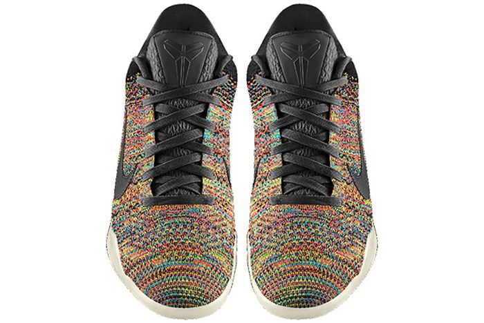 Nike I D Introduces Multi Knit To Kobe 4