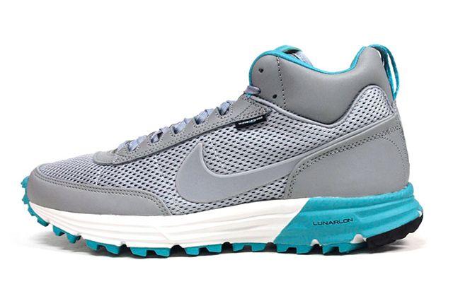 Nike Lunar Ldv Mid Teal Grey 1