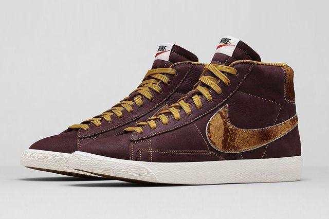 Nike Blazer Mid Safari Collection Bumper 9