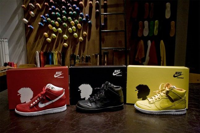 Nike Questlove Dunks 1