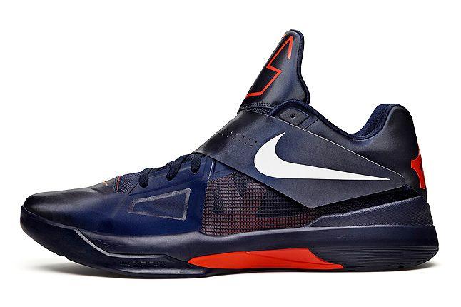 Side Shot Nike Kd Iv 1