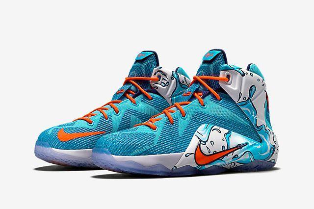 Nike Lebron 12 Gs Buckets 2