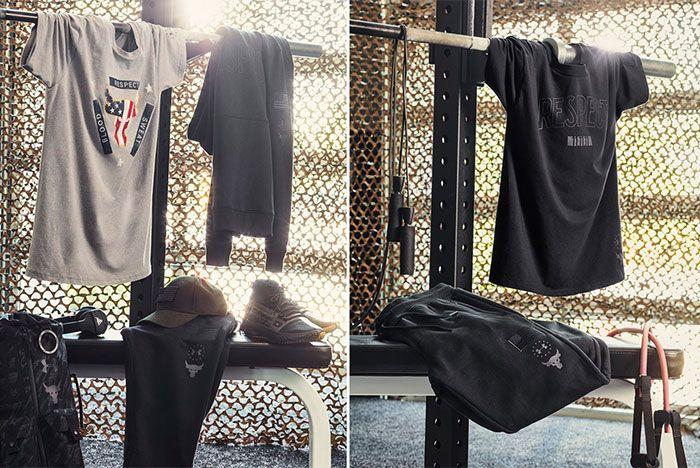 The Rock Under Armour Veterans Day Sneaker Freaker1