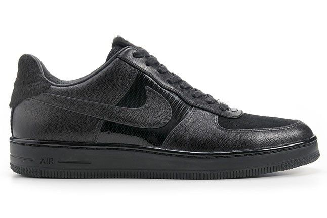 Nike Air Force 1 Downtown Pony Hair 1
