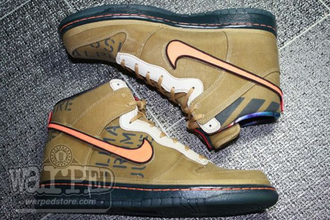 Nike Dunk High All Star 2012 10 1