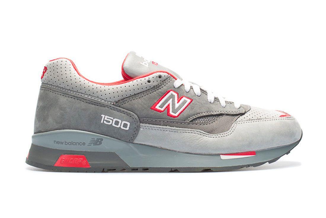 New Balance 1500 Nice Kicks Red Grey 2011