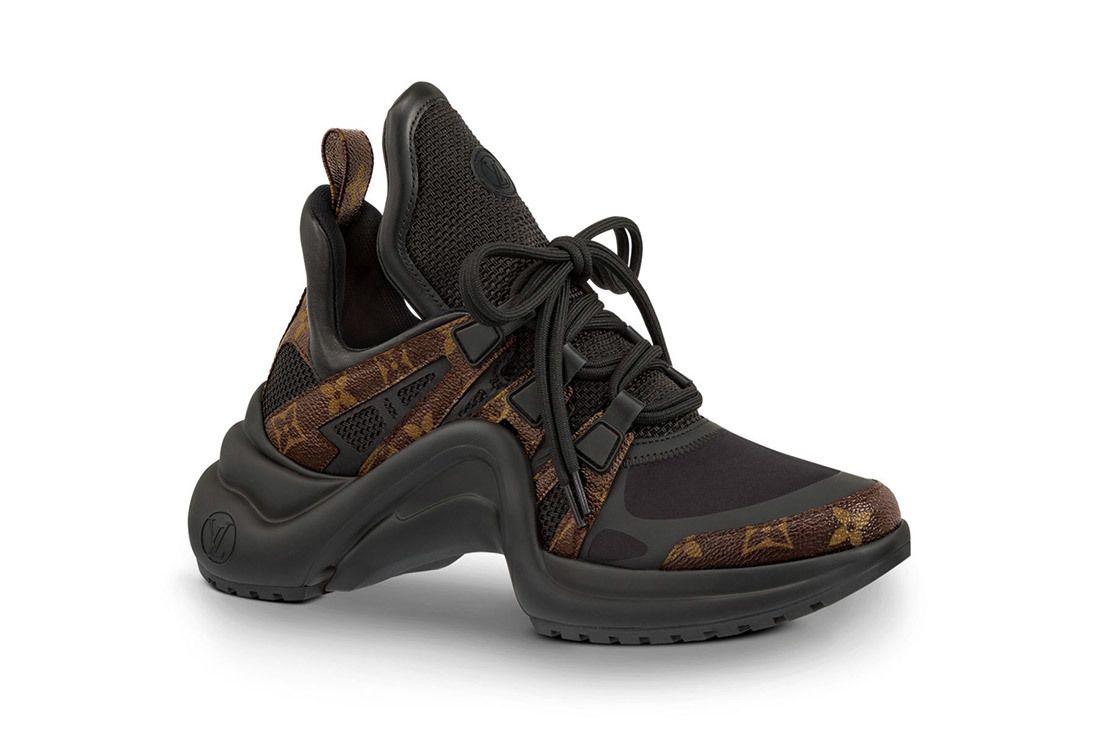1 Louis Vuitton Archlight Sneaker Chunky Spring Summer Sneaker Freaker