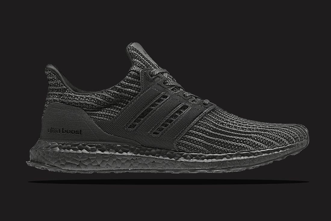 Adidas Triple Black