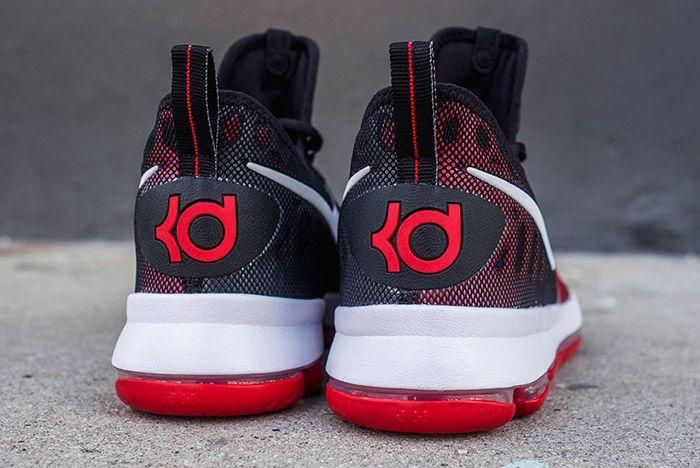 Nike Kd 9 University Red 5