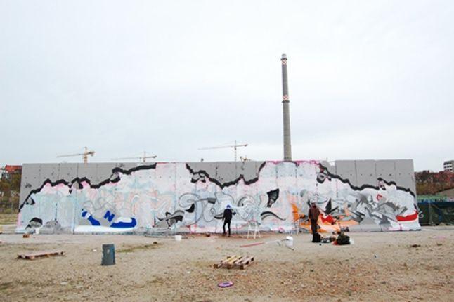 Overkill Berlin Wall 3 1