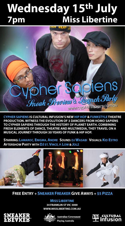 Cypher Sapiens 1
