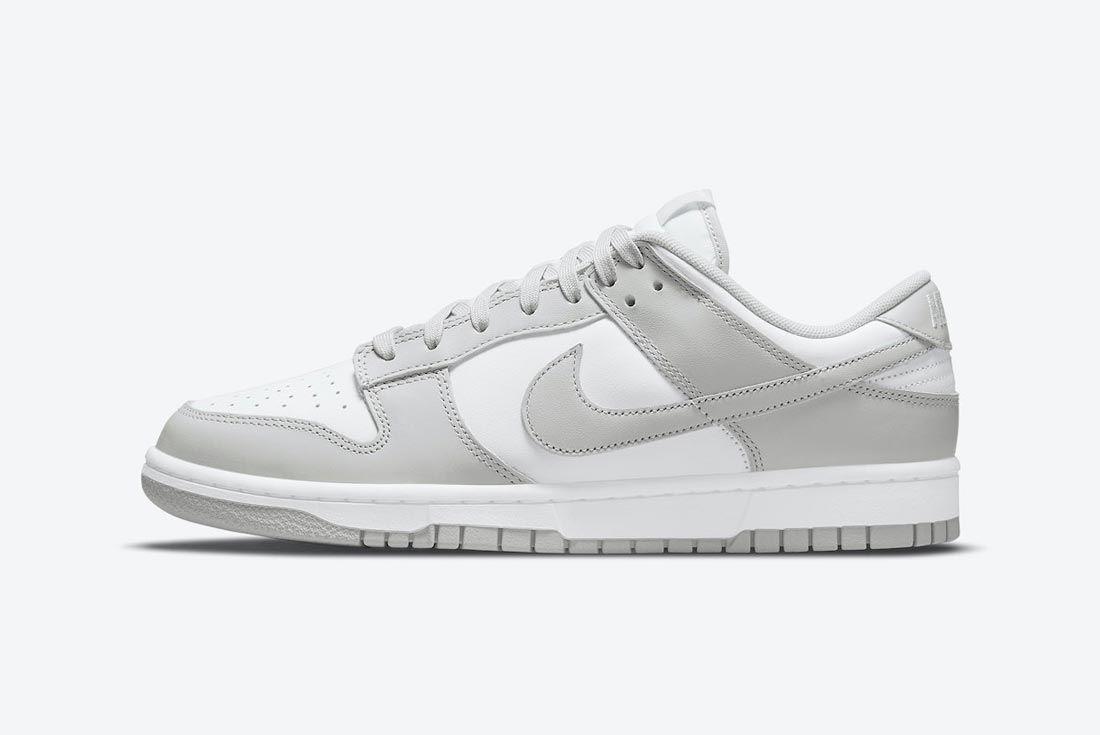 Nike Dunk Low 'Grey Fog'