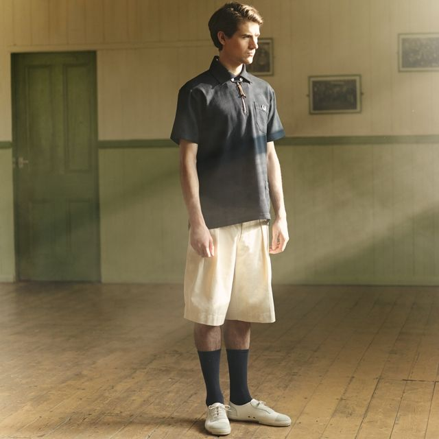 Nigel Cabourn Fred Perry 4