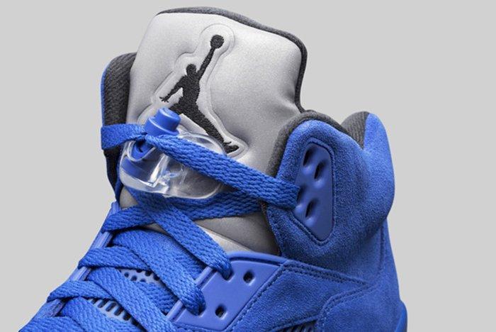 Jordan Brand Officially Reveal Five New Air Jordan 5S14