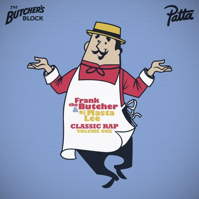 Frank The Buthcer Mixtape 1