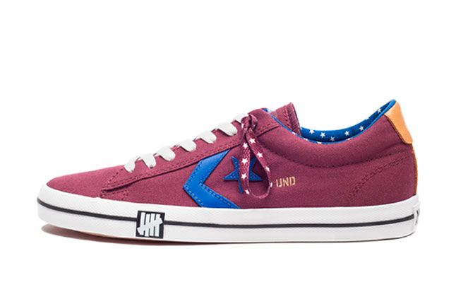 Undefeated Converse Born Not Made Collection Pro Leather Ox 1