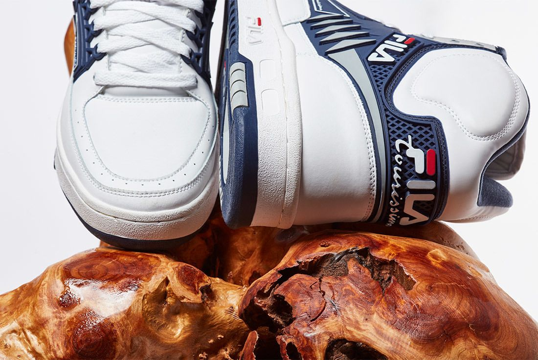 Fila Tourissimo 2018 Retro Sneaker Freaker 4