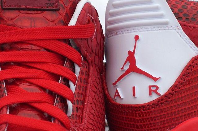 Jbf Customs Air Jordan 3 Valentines 1