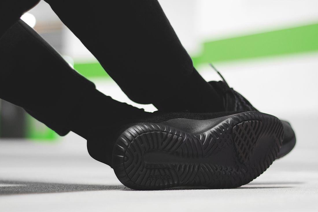 Adidas Tubular Shadow Knit Core Black Sneaker Freaker3