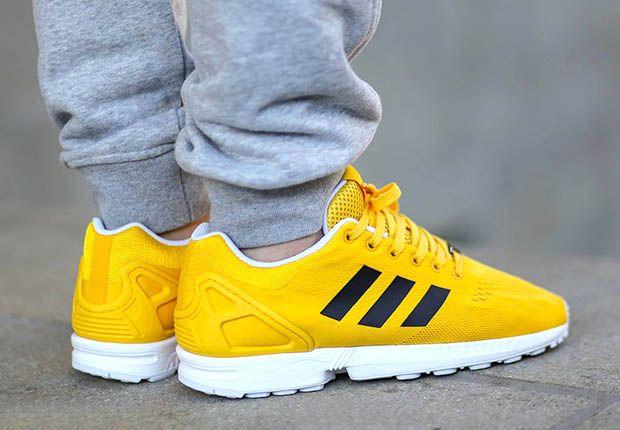 Adidas Zx Flux Bold Gold 4