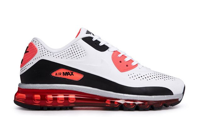 Air Max 90 Leather Qs Sideview