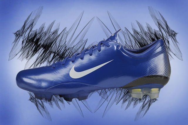 Timeline Nike Mercurial Boots 7