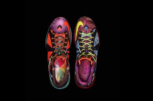 Nike Lebron James X Mvp Top 1