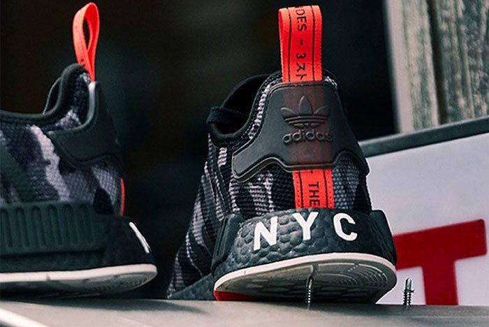 Adidas Nmd R1 Nyc Boost Sneaker Freaker