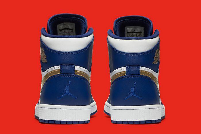 Air Jordan 1 Retro High Olympic 4