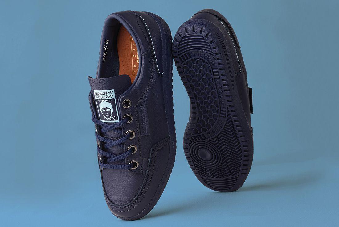 Noel Gallagher X Adidas Spezial Garwen3