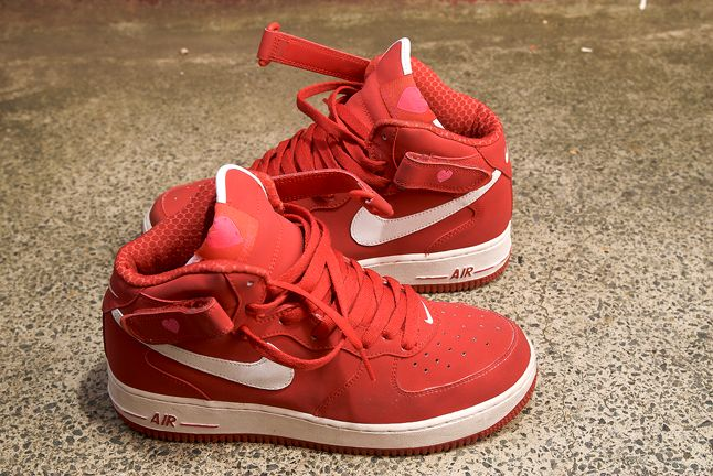 Nike Air Force 1 Valentines Day 1