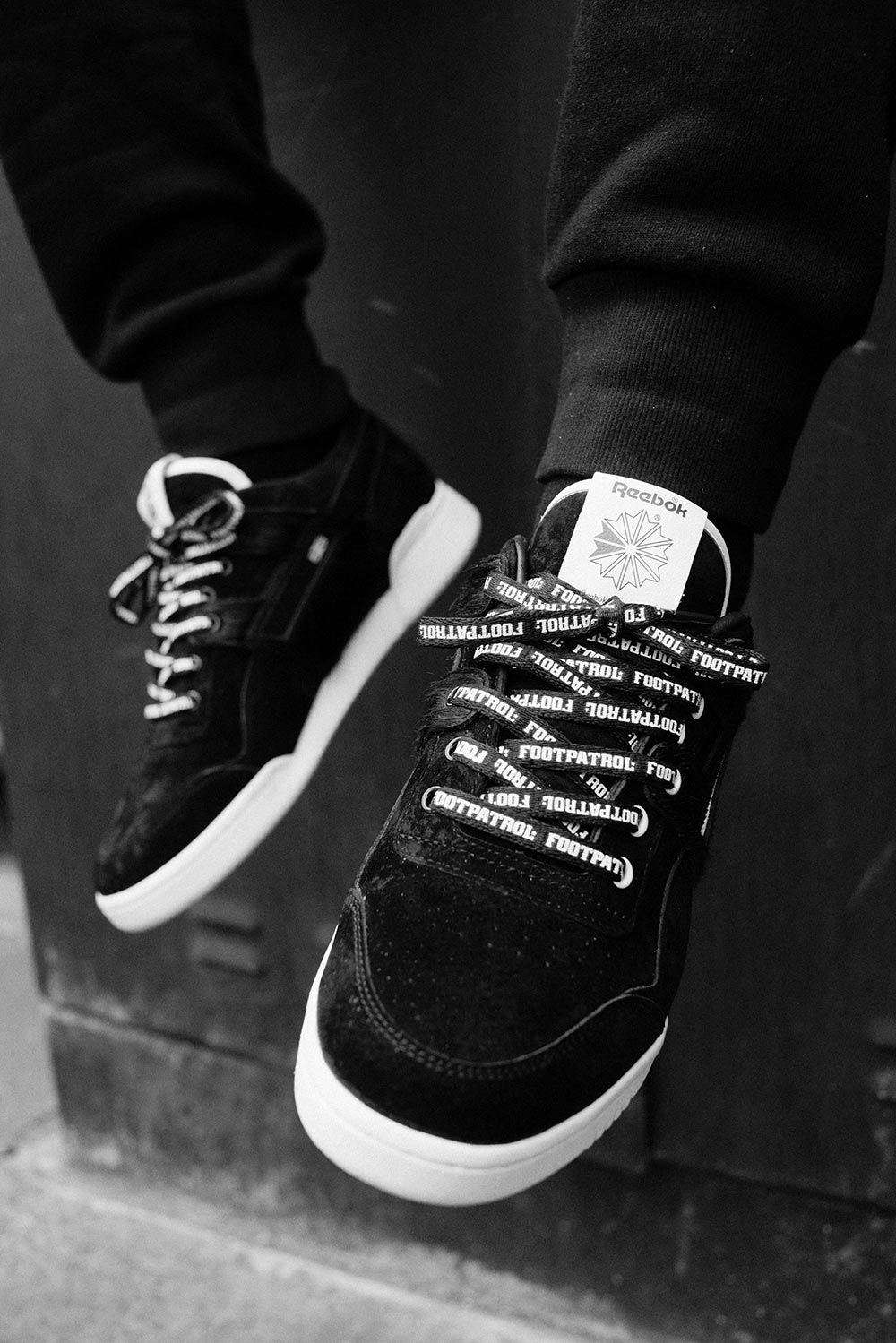 Reebok Footpatrol Workout Lo Blackbuck 7