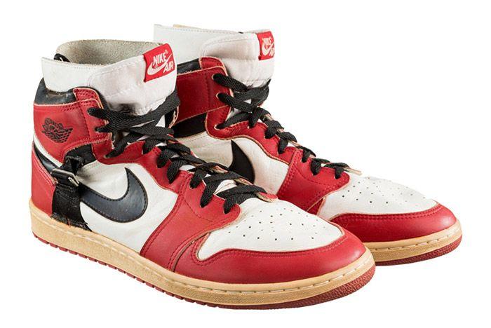 Air Jordan 1 Injury Auction 7