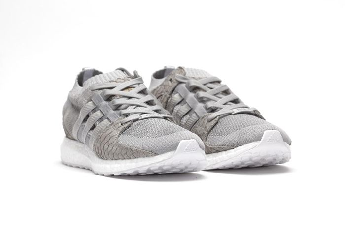 Pusha T X adidas EQT Ultra BOOST PK (Grayscale) - Sneaker Freaker