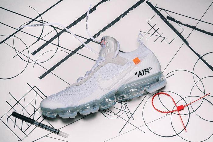 Off White X Nike Air Vapour Max 2018 Sneaker Freaker 2
