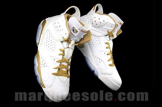 Air Jordan 6 Gold Medal 5 1
