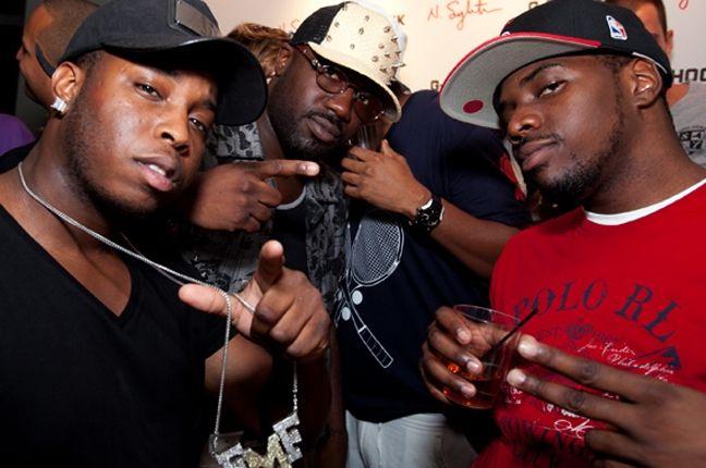 G Shock Nigel Sylvester Party 35 1