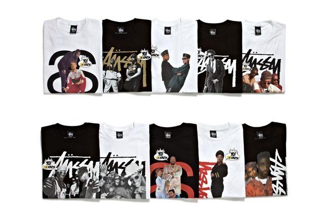 Stussy Mtv Raps T Shirt 2