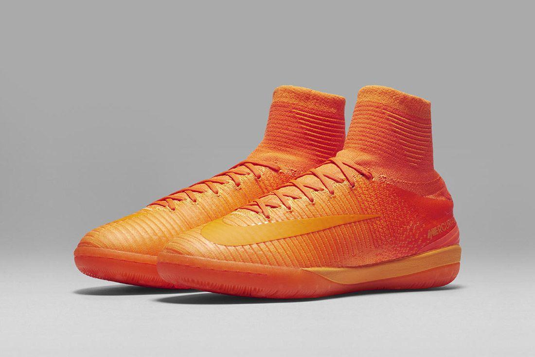 Nike Floodlights Glow Pack Mercurialx Orange 2