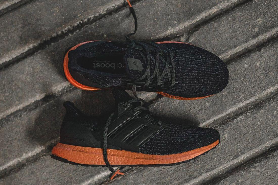 Adidas Ultra Boost Copper Tech Ruse Black 3