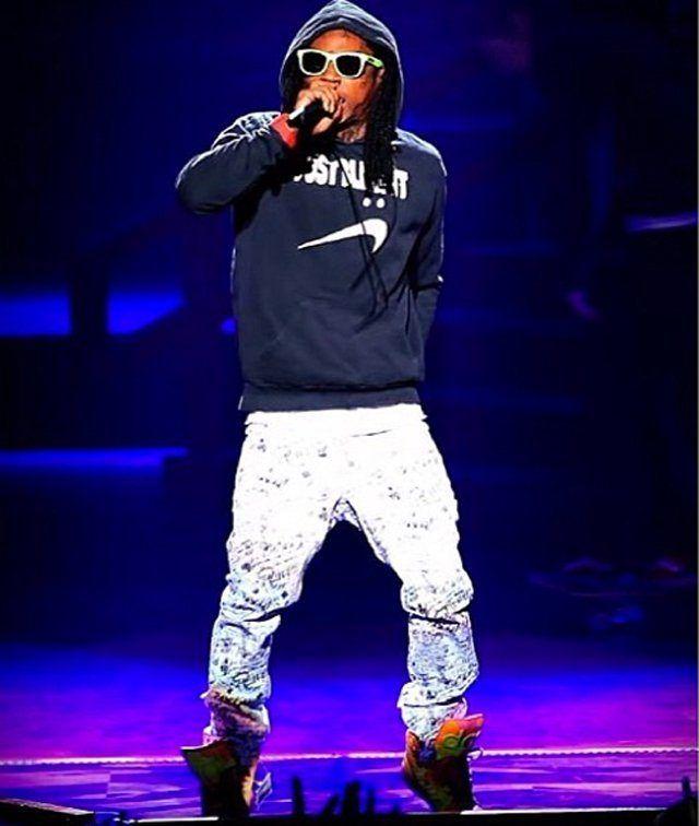 Lil Wayne Sneaker Style Profile 22