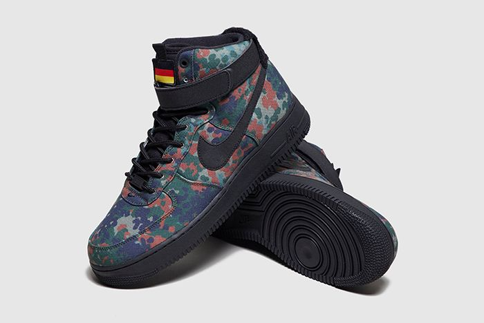 Nike Air Force 1 High Country Camo Germany 1