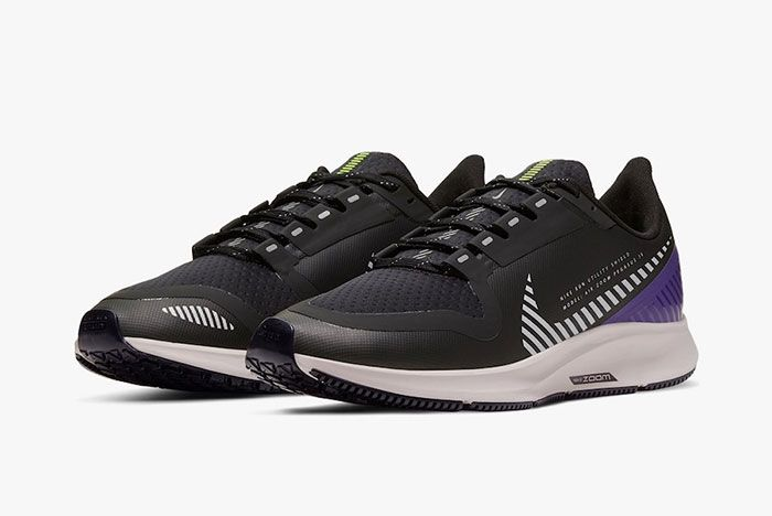 Nike Air Zoom Pegasus 36 Shield Aq8006 002 Front Angle