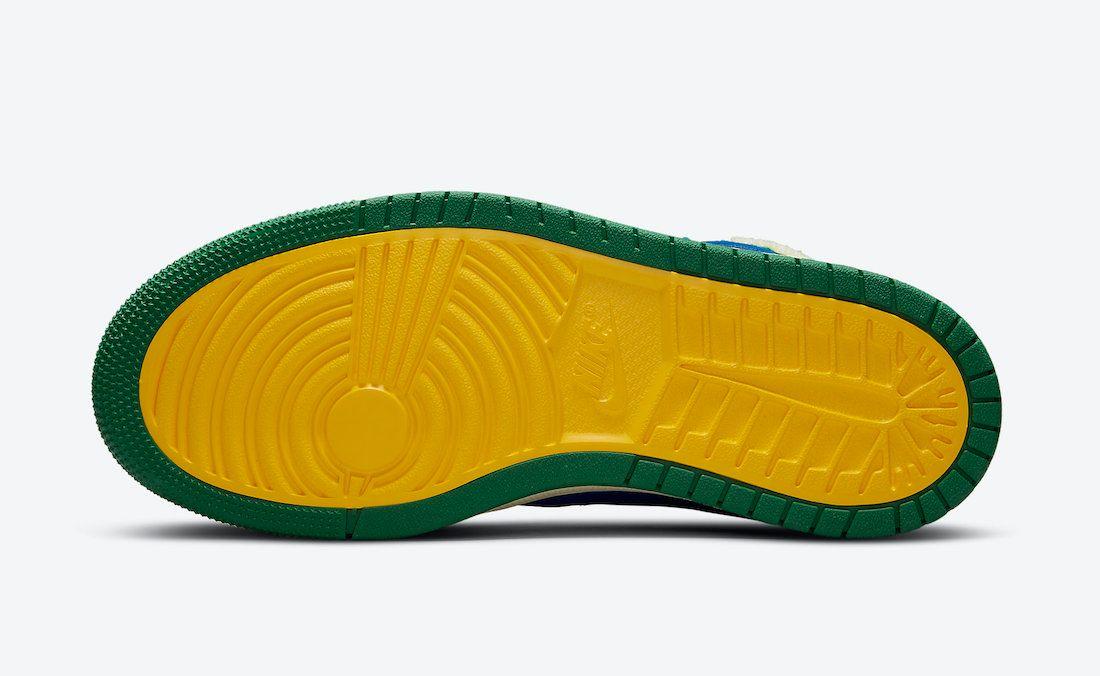 Aleali May Another Air Jordan 1 Zoom Comfort